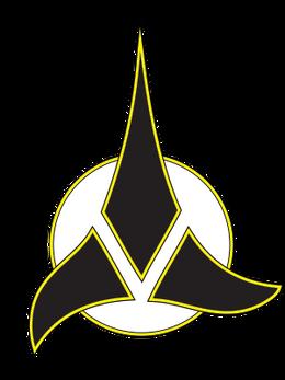 Эмблема Клингонской империи