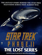 Star Trek Phase II The Lost Series solicitation