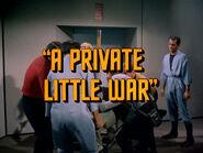 2x16 A Private Little War title card