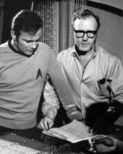 John Meredyth Lucas and Shatner.jpg