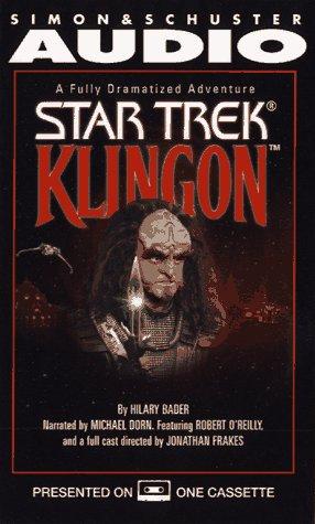 Star Trek: Klingon (audiobook)