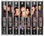 TNG Blu-ray steelbook spines