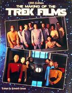 The Making of the Trek Films 3rd edition cover