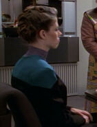 USS Voyager sciences crewman 3, mess hall 1