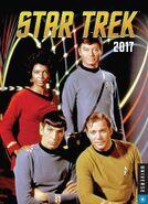 Star Trek Engagement Calendar 2017