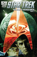 Star Trek Ongoing issue 8 cover A