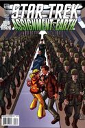 Assignment Earth regular issue 3