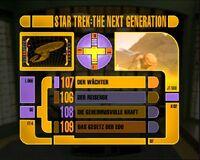 DVD-Menü TNG Staffel 1 Disc 2