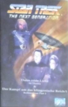Datas erste Liebe – Der Kampf um das klingonische Reich 1