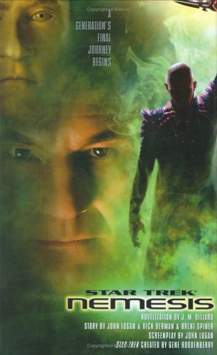 Star Trek Nemesis (novel)