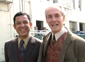 Soriano and Dieter Hornemann in 2005
