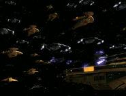 Dominion forces wait