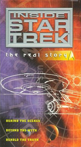 Inside Star Trek - The Real Story (VHS)