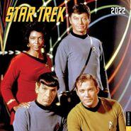 Star Trek Calendar 2022 cover