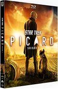 Star trek picard, blu-ray, 2021