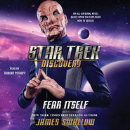 Fear Itself audiobook alternate cover