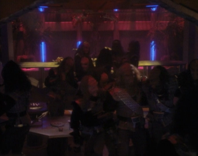 Klingon nightclub