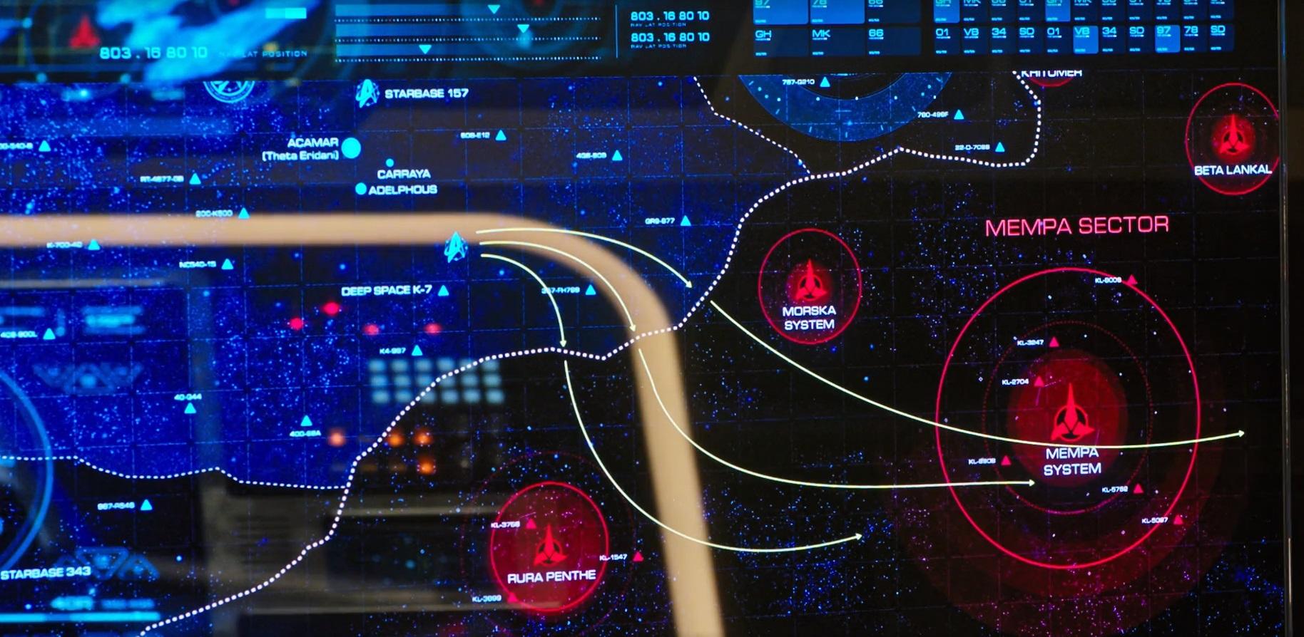 Federation-Klingon border