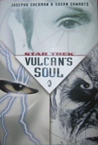 Star Trek: Vulcan's Soul (omnibus)