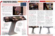 De Agostini Build the USS Enterprise-D 9 Transporter Console article