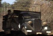 German Ford Model 48 truck
