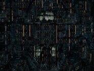 Interior of a Borg cube (Scorpion)