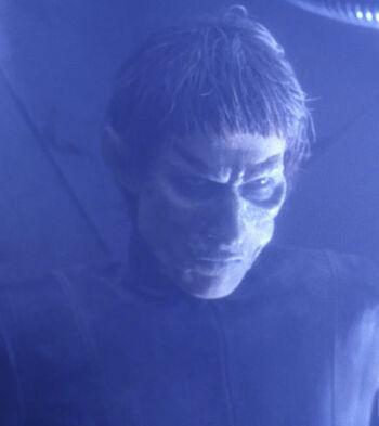 ...as a Vulcan Seleya crewmember