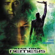 Star Trek Nemesis soundtrack