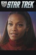 Star Trek Ongoing issue 15 cover RI B