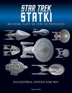 Star Trek Shipyards Starfleet Ships 2294 to the Future Polish edition