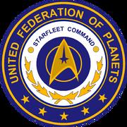 Starfleet Seal alternate reality