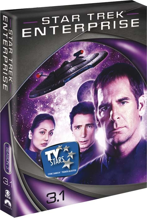 ENT DVD-Box Staffel 3.1