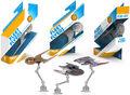Gentle Giant Toys Star Trek DIS Fleet Flyers