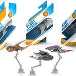 Gentle Giant Toys Star Trek DIS Fleet Flyers.jpg