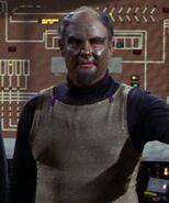 Klingon Kang's crewman 14