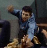 Spock double Dave Perna, Mirror Mirror