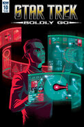 Star Trek Boldly Go, issue 10