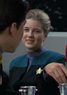 USS Voyager sciences ensign 2, mess hall