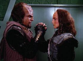 Worf and K'Ehleyr say goodbye.jpg