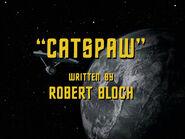 2x01 Catspaw title card