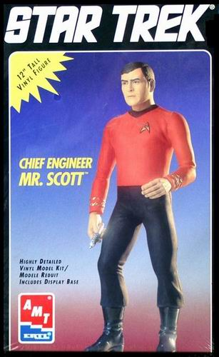 AMT Model kit 8777 Chief Engineer Mr.Scott 1995.jpg