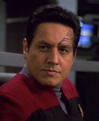 Commander Chakotay (2377)
