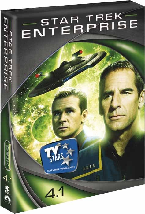 ENT DVD-Box Staffel 4.1