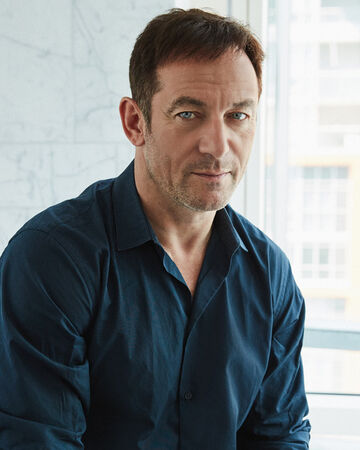 The 57-year old son of father (?) and mother(?) Jason Isaacs in 2021 photo. Jason Isaacs earned a  million dollar salary - leaving the net worth at  million in 2021