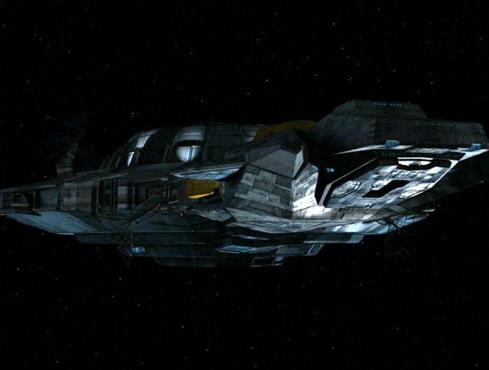 Penk's starship