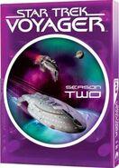 VOY Season 2 DVD-Region 1