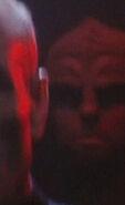 Klingon high council member 14, 2366