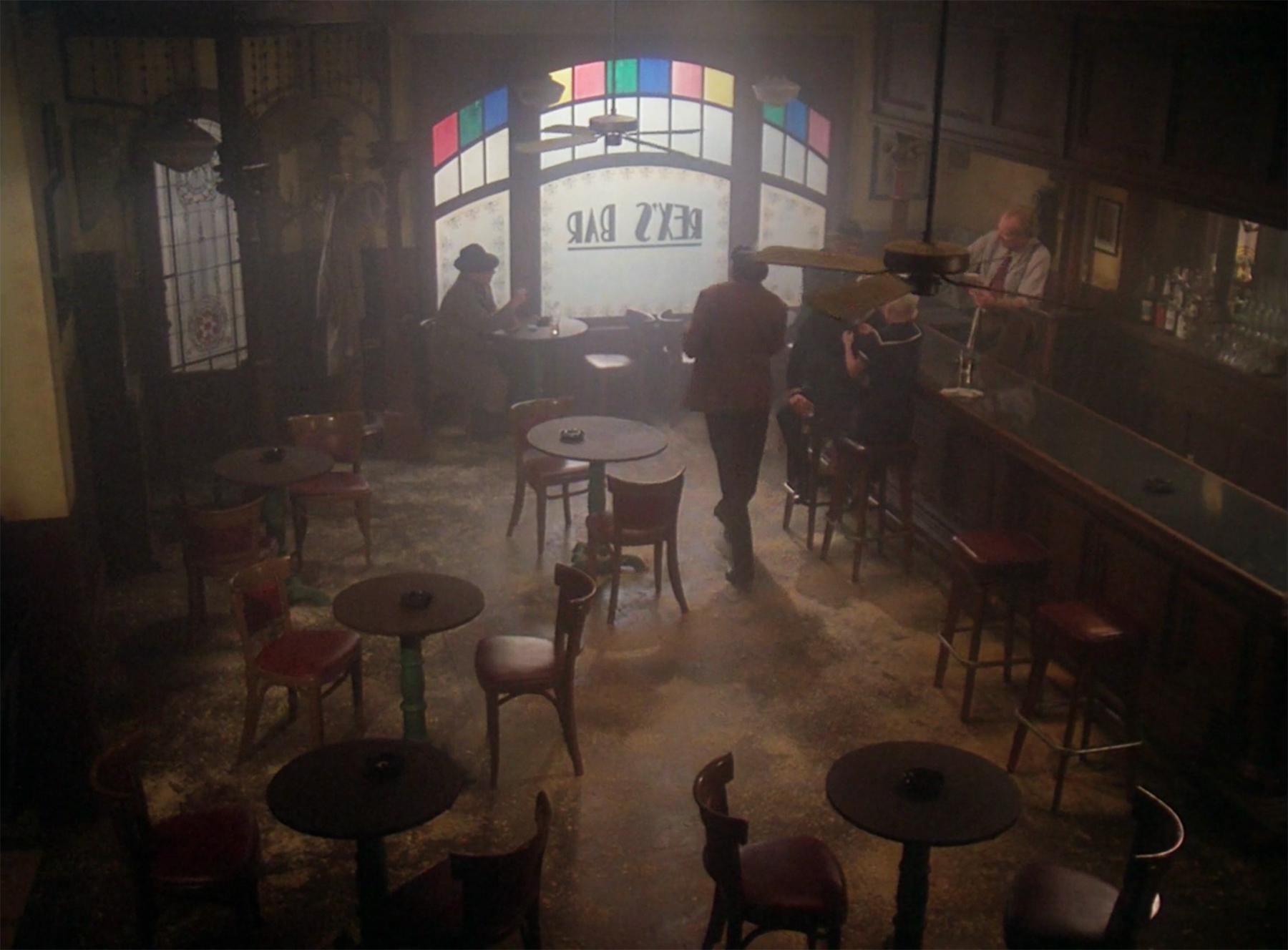 Rex's Bar
