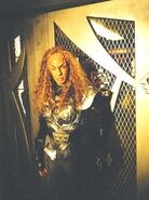 Susie Klingon stage