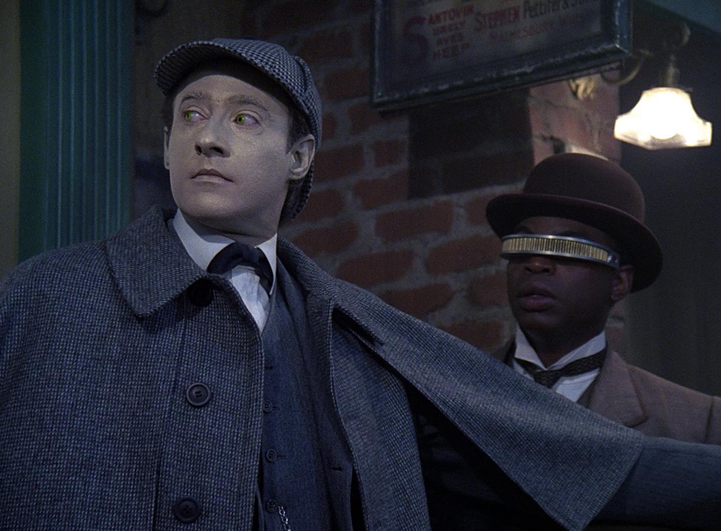 Sherlock Data Holmes
